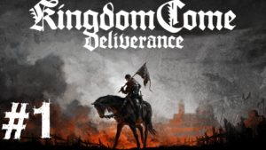 Kingdom Come Deliverance Gameplay Walkthrough Part 1 Realistic Medieval RPG Beta Let's Play Review Gameplay