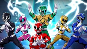Mighty Morphin Power Rangers: Mega Battle - NYCC 2016 Trailer (1080p) Trailer