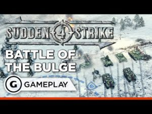 30 Minutes of Sudden Strike 4 Gameplay Trailer