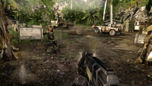 Crysis Warhead steam