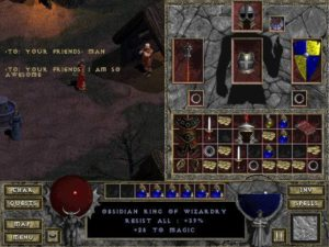 Diablo steam