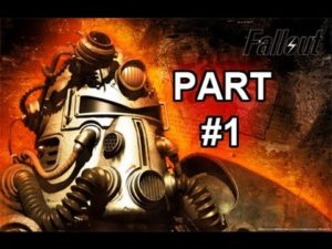 Let's Play Fallout 1 Episode 1 -