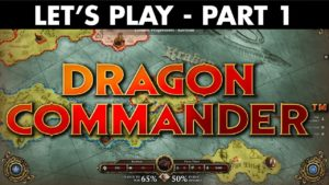 Let's Play Divinity: Dragon Commander Part 1 Gameplay