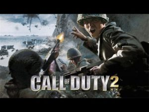 Call Of Duty 2 - Game Movie Gameplay