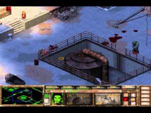 Fallout Tactics Brotherhood Of Steel gameplay Gameplay