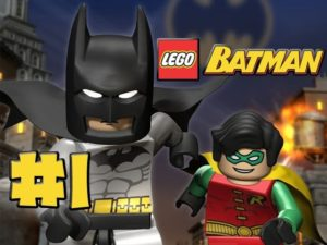 LEGO Batman - Episode 1 - You Can Bank on Batman (HD Gameplay Walkthrough) Gameplay