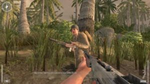 06. Medal of Honor: Pacific Assault - Realistic Difficulty Walkthrough - Guadalcanal: Henderson Gameplay