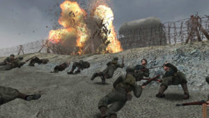 Medal of Honor: Pacific Assault steam